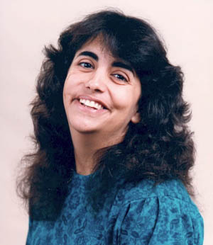Sally in 1985