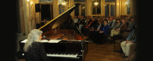 Sally Kleing O'Connor in Concert in Europe