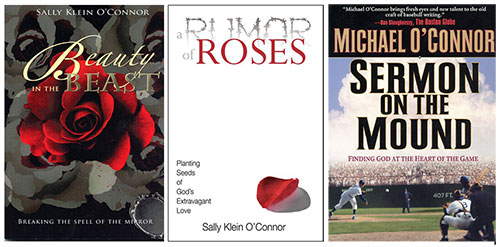Images of Sally and Michael's Books